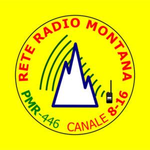 Bandiera ufficiale della Rete Radio Montana