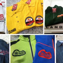 Abbigliamento personalizzato con il proprio logo