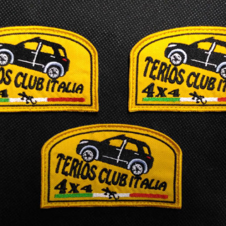 patch-toppa-terios-club-italia-stickerland-3-pezzi