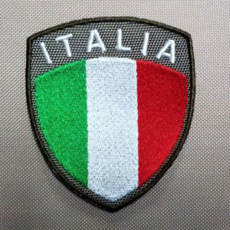 toppe-patch-scudetto-italia-tricolore-verde-militare-stickerland