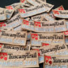 Toppe Patch ricamate personalizzate - Tuscany Trail