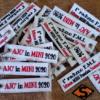 Portachiavi ricamati personalizzati primo raduno Ajo' in Mini 2020