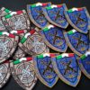 Toppe Patch ricamate personalizzate - ASD Tiro Sportivo
