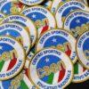 Toppe Patch ricamate personalizzate - Centro Sportino Educativo Nazionale