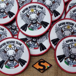 Toppe Patch per Gifuni Rescue Team
