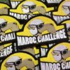 Toppe Patch ricamate personalizzate - Maroc Challenge