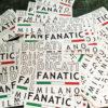 Adesivi stampati e protetti uv Ducati Fanatic Milano