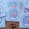Adesivi personalizzati per il Cammino della Primavera Sacra
