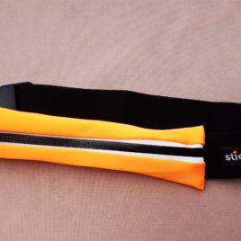 Marsupio sportivo con cintura riflettente personalizzabile