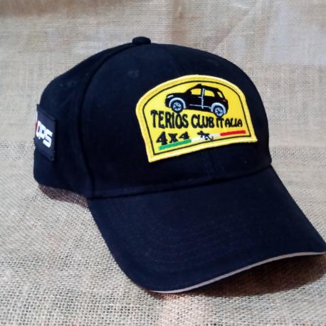 Cappellino ufficiale del Terios Club Italia